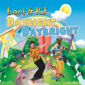 Daylight Daybright CD Insert Front Cover