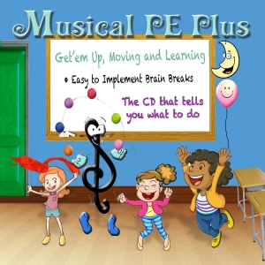 Musical PE Plus CD Insert Front