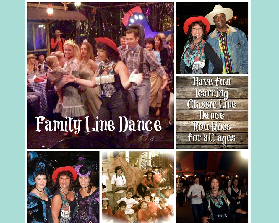 Line Dancing slideshow